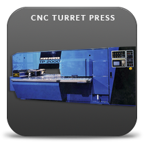 Finn Power CNC Turret Press
